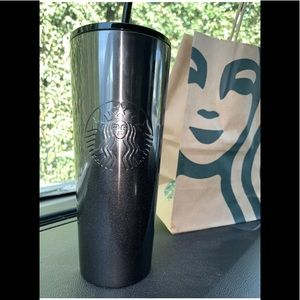 Starbucks Black tumbler 2020
